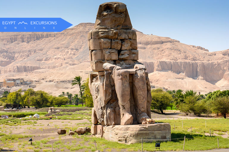 Private tour to East and West Luxor from Aswan